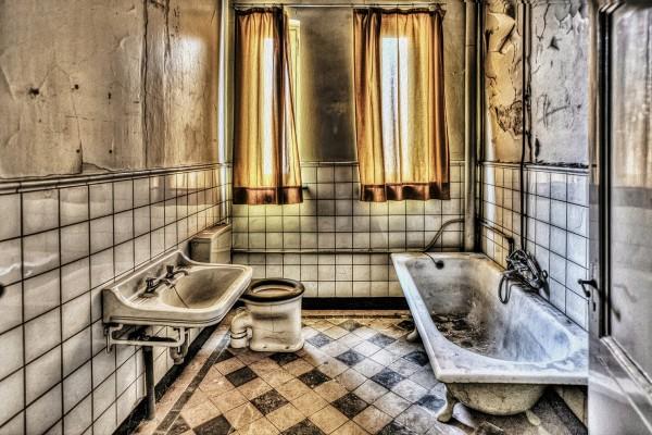 Koupelna je nekorunovanou královnou bytu